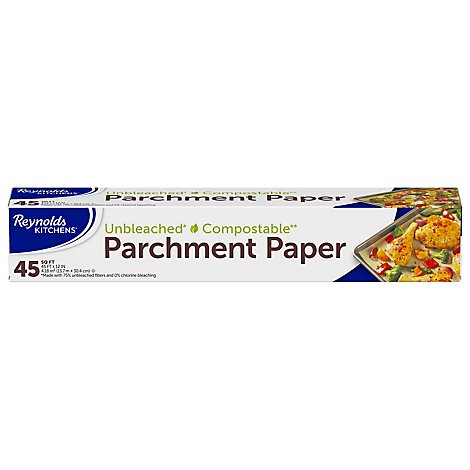 Reynolds Kitchens Parchment Paper 75% Unbleached 45 Sq. Ft. - Each