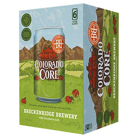 Breckenridge Colorado Core In Cans - 6-12 Fl. Oz.