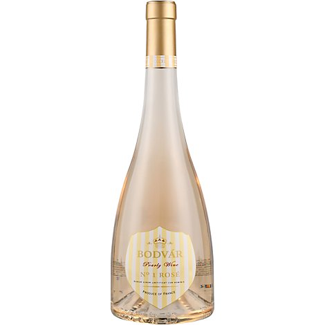 Bodvar No 1 Pearly Rose - 750 Ml