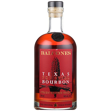 Balcones Texas Pot Stilled Bourbon - 750 Ml