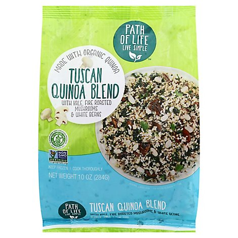 Path of Life Quinoa Blend Tuscan - 10 Oz