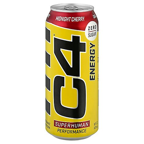 C4 Midnight Cherry - 16 Fl. Oz.