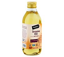 Signature Select Oil Sesame - 16.9 Fl. Oz.