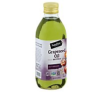Signature Select Oil Grapeseed - 16.9 Fl. Oz.