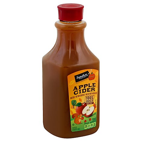 Signature Select Season Apple Cider - 52 Fl. Oz.