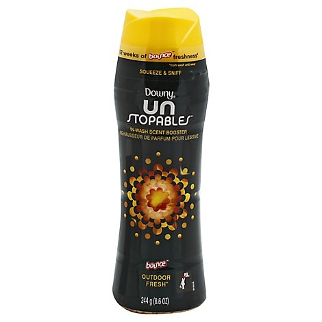 Downy Unstopables In Wash Scent Booster Bounce Outdoor Fresh - 8.6 Oz