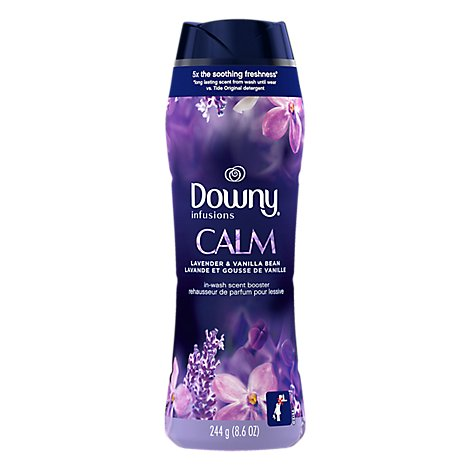 Downy Infusions Scent Booster Calm Lavender & Vanilla Bean - 8.6 Oz