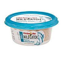 Chicken of the Sea Wild Catch Tuna Premium Albacore - 4.5 Oz