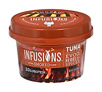 Chicken Of The Sea Infusions Tuna Natural Smoked - 2.8 Oz