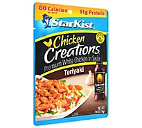 StarKist Chicken Creations Teriyaki - 2.6 Oz