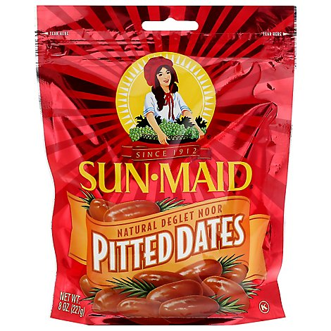 Sun-Maid Dates Pitted - 8 Oz