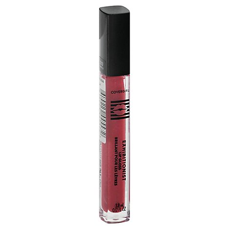 Cg Ehxib Rg Lipgloss Hot Tamale 200  Exhibitionist - Each
