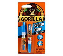 Gorilla Super Glue - 2-0.11 Oz