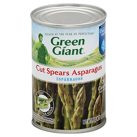 Green Giant Asparagus Spears Cut - 10.5 Oz