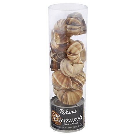 Roland Escargot Snails Giant - 7.75 Oz