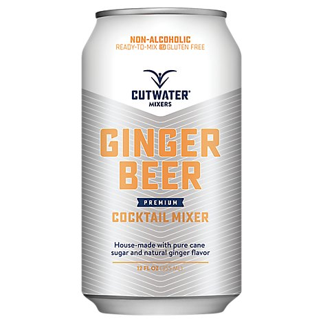 Cutwater Ginger Beer - 4-12 Fl. Oz.