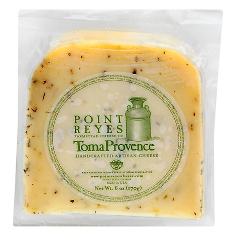 Point Reyes Toma Provence Wedge - 6 Oz