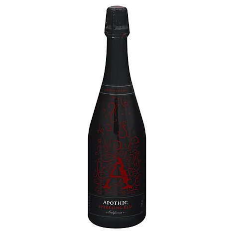 Apothic Red Sparkling Wine - 750 Ml