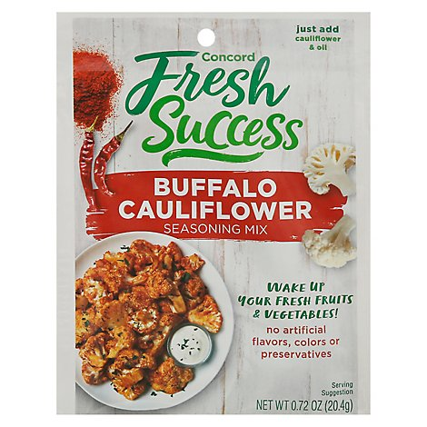 Concord Buffalo Cauliflower Seasoning Mix - .72 Oz