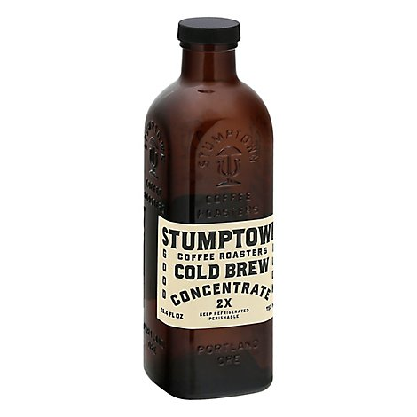 Stumptown Coffee Roasters Cold Brew Concentrate 2x - 25.4 Oz