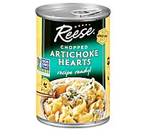 Reese Artichoke Hearts Chopped - 14 Oz