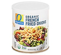 O Organic French Fried Onions - 6 Oz
