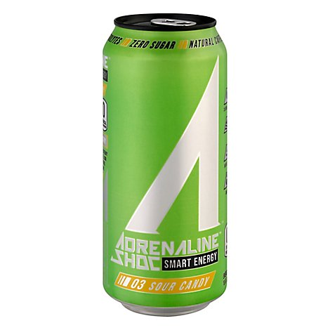 Ashoc Sour Candy Energy Drink - 16 Fl. Oz.