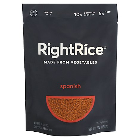 RightRice Grains Spanish - 7 Oz