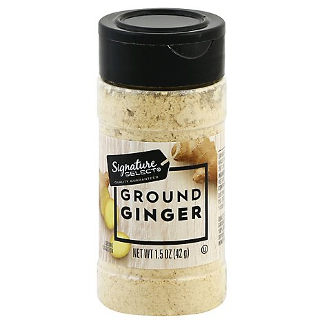 Signature Select Ginger Ground - 1.5 Oz
