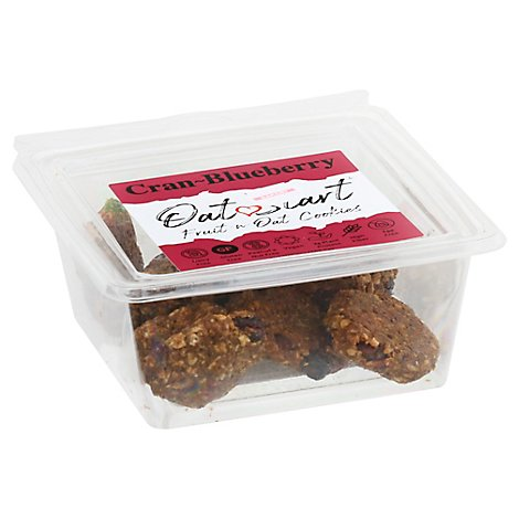 Oat Start Oatmeal Cookie With Dried Cranberries And - 7 Oz