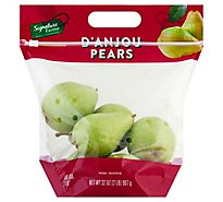 Signature Farms Pears Danjou - 2 Lb