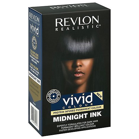 Revlon Vivid H/C Midnight Ink - 1 Oz