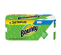Bounty 8tr Sas Wh 165ct Sqf 594 - 8 Roll