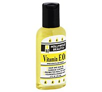 Hollywood Beauty Vitamin E Oil - 2 Fl. Oz.