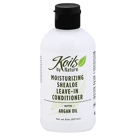 Koils Moist Sheaaloe Lvin Cond - 8 Oz