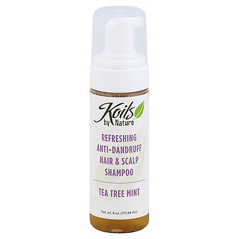 Koils Anti Dandruff T-Tree Clnsr - 6 Oz
