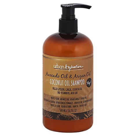 Urban Hydration Avocado & Argan Oil Shampoo Coconut Oil - 16.9 Fl. Oz.