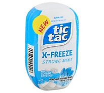 Tt X-Freeze T65 Strong Mint - 1.7 Oz
