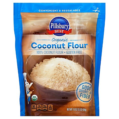 Pillsbury Best Coconut Flour Organic - 16 Oz