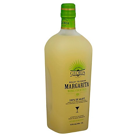 Rancho La Gloria Wine Cocktail Ready To Drink Margarita - 1.5 Liter
