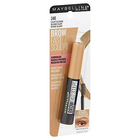 Brow Fast Sculpt- Light Blonde - Each