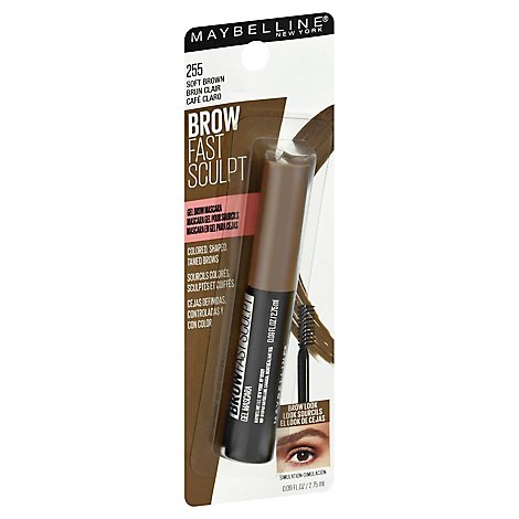 Brow Fast Sculpt- Soft Brown - Each