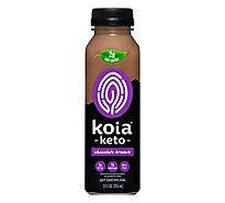 Koia Keto Protein Drink Chocolate Brownie - 12 Fl. Oz.