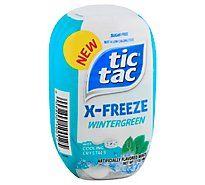 Tic Tac X-Freeze Wintergreen - Each