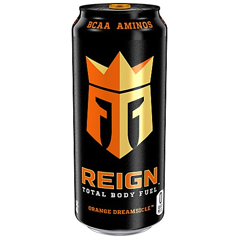 Reign Total Body Fuel Drink Orange Dreamsicle - 16 Fl. Oz.