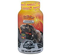 Lil Critters Multivitamin Gummies Complete Jurassic World - 190 Count