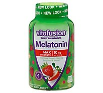 Vitafusion Melatonin - 100 Count