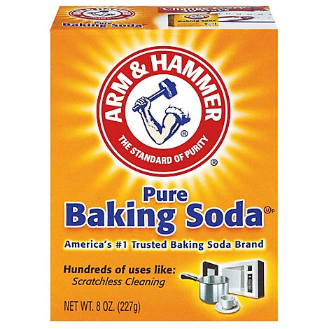 ARM & HAMMER Baking Soda Pure - 8 Oz