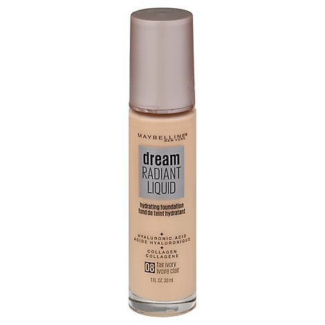 Dream Radiant Liquid Fair Ivory - Each