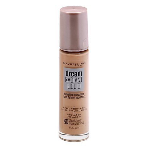 Dream Radiant Liquid Classic Ivory - Each